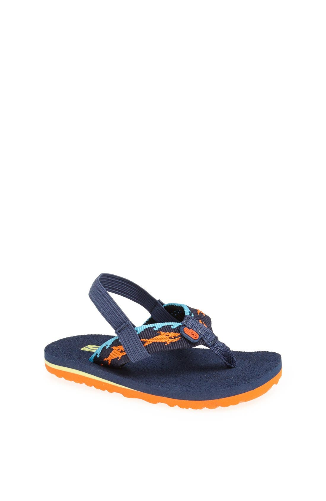 Alternate Image 1 Selected - Teva 'Mush' Sandal (Baby & Walker)