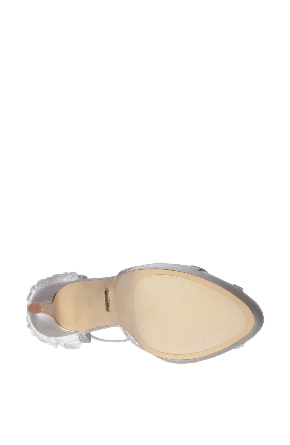 Alternate Image 4  - Menbur 'Iria' Satin Sandal