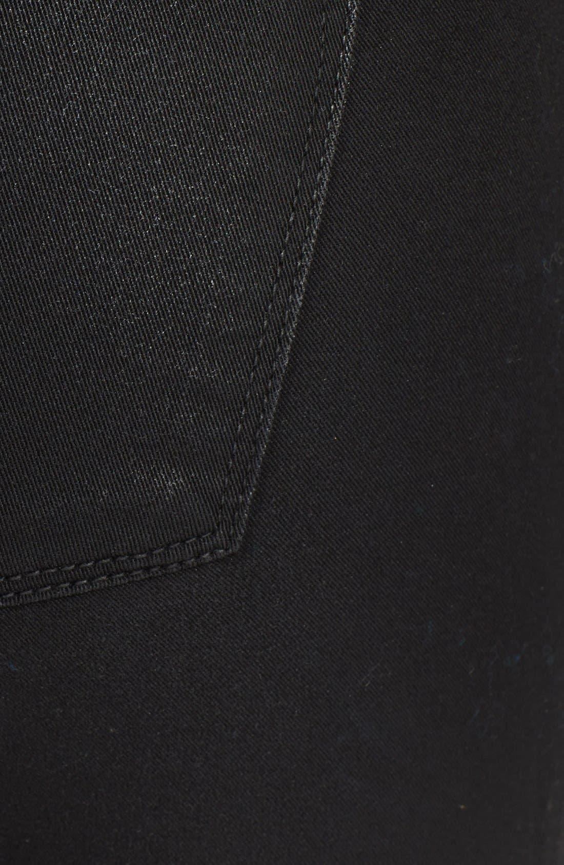 Alternate Image 3  - Vince Zip Ankle Skinny Jeans