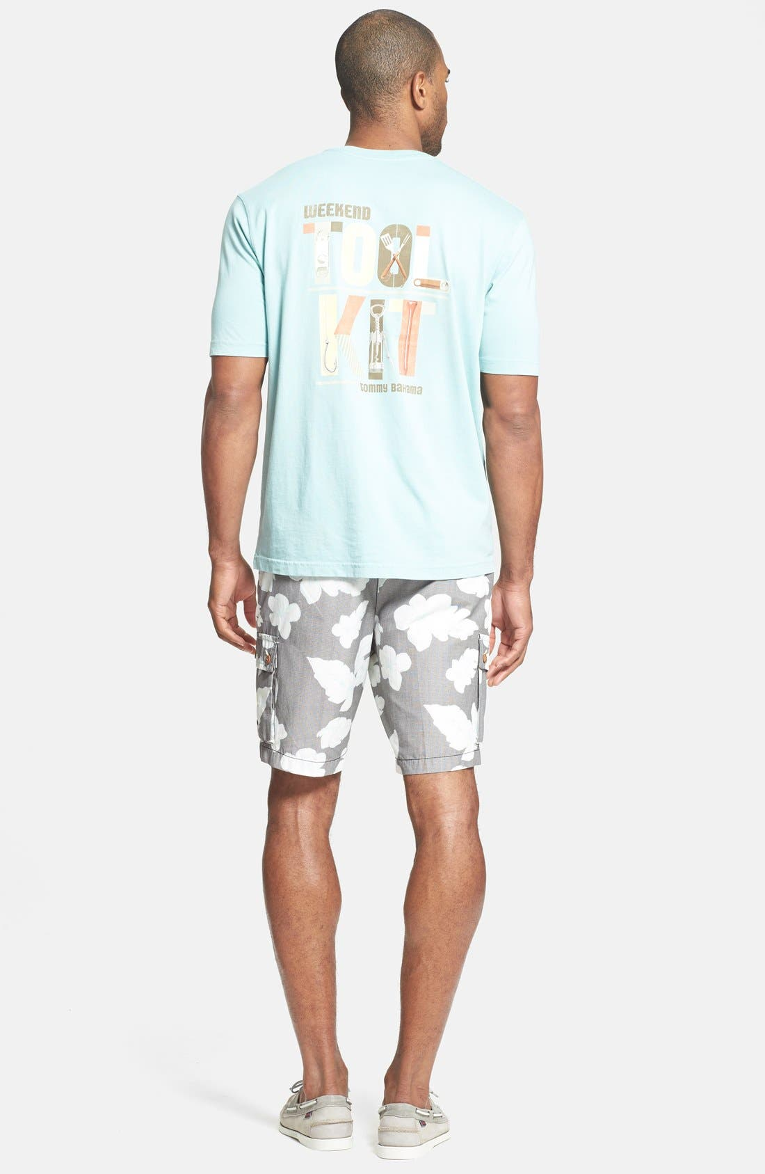 Alternate Image 5  - Tommy Bahama 'Weekend Tool Kit' Regular Fit T-Shirt