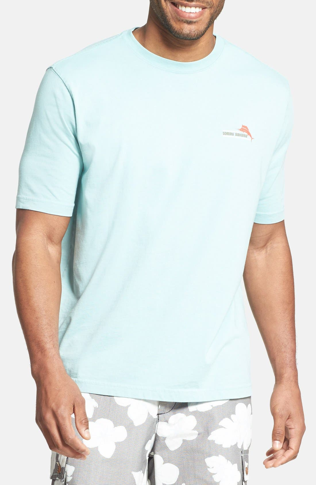 Alternate Image 1 Selected - Tommy Bahama 'Weekend Tool Kit' Regular Fit T-Shirt