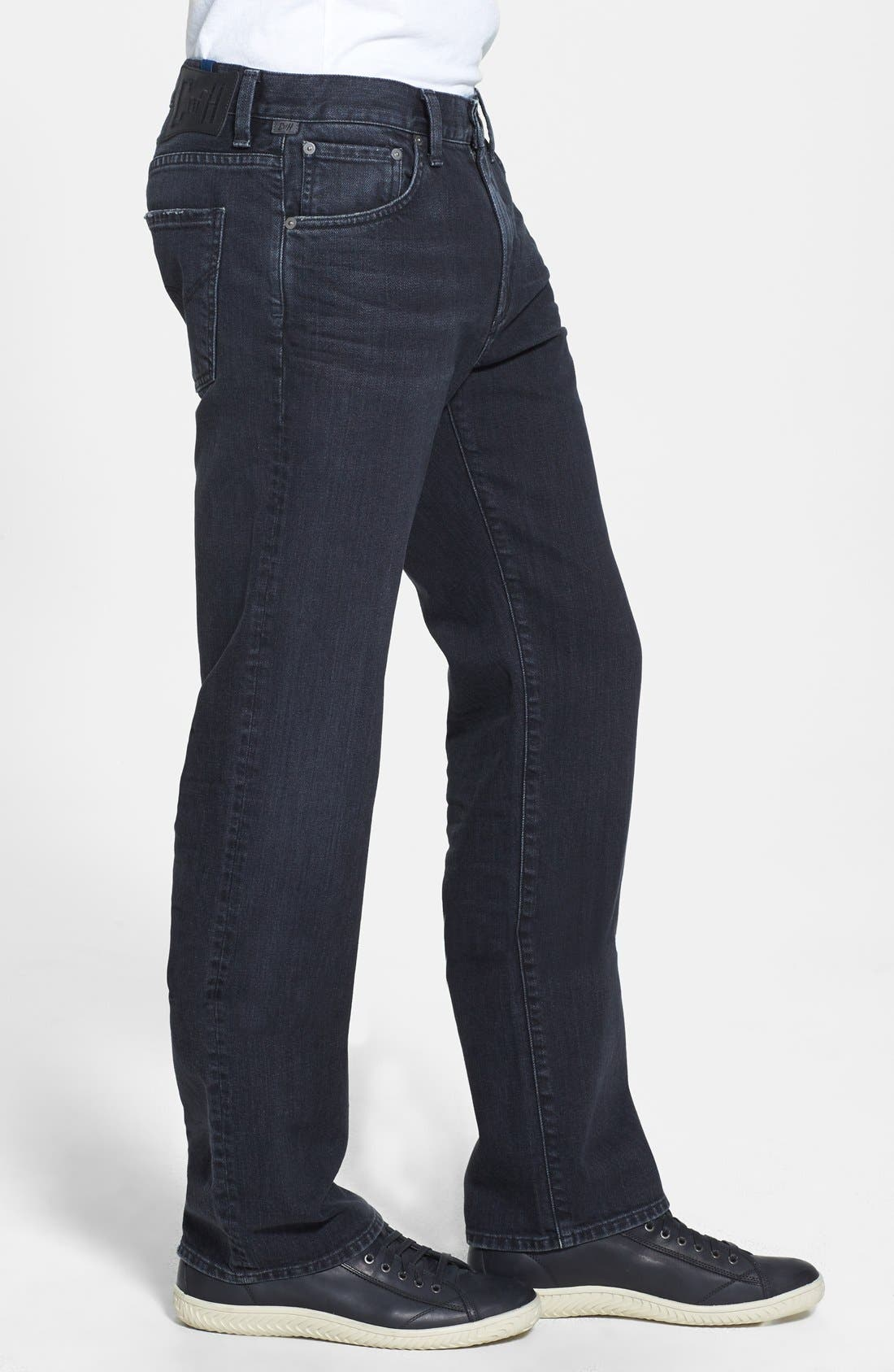 Alternate Image 3  - Citizens of Humanity 'Sid' Straight Leg Jeans (Jackson)