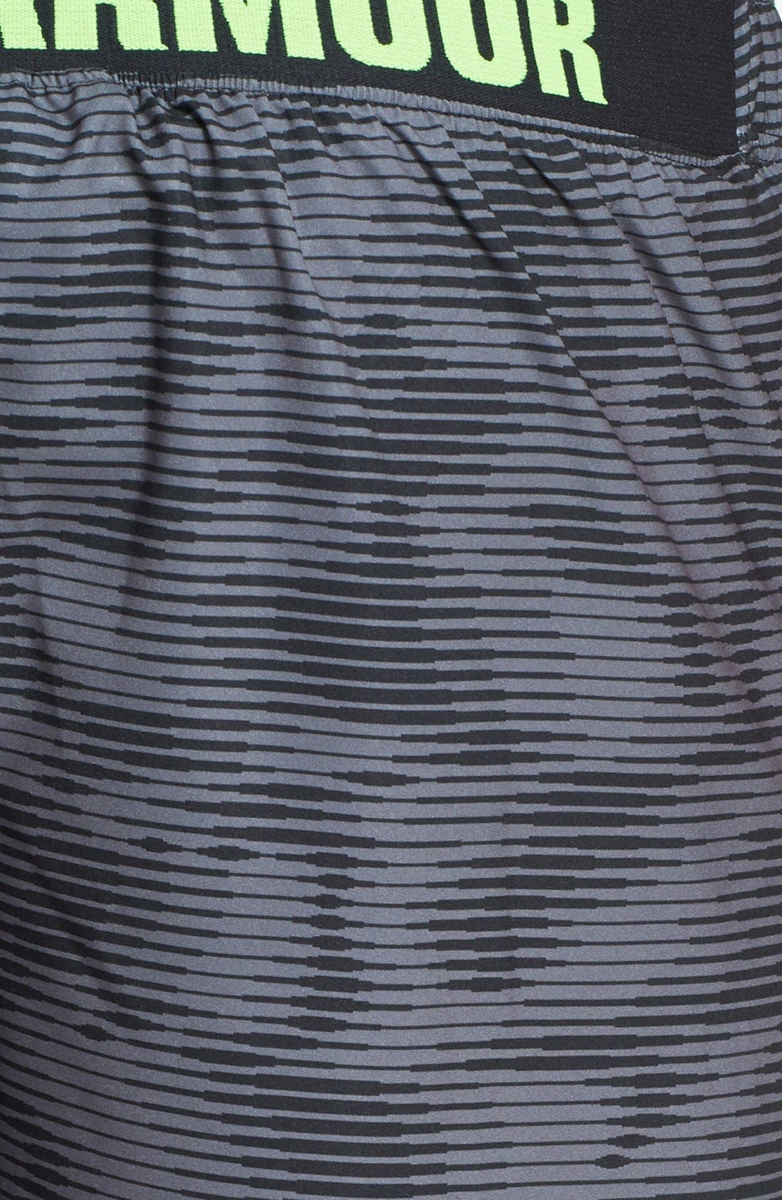 Alternate Image 3  - Under Armour 'Mirage' HeatGear® Woven Shorts