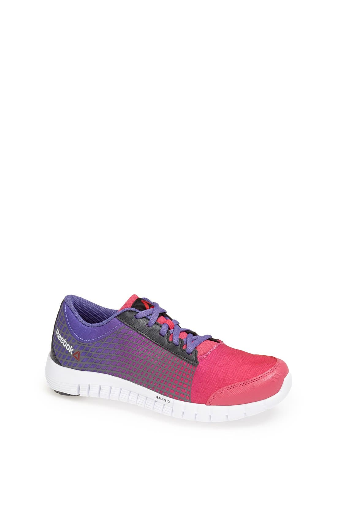 Main Image - Reebok 'ZQuick' Sneaker (Big Kid)