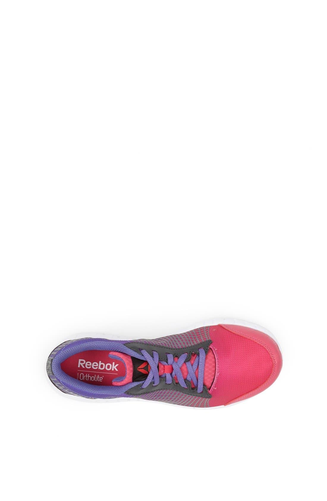 Alternate Image 3  - Reebok 'ZQuick' Sneaker (Big Kid)
