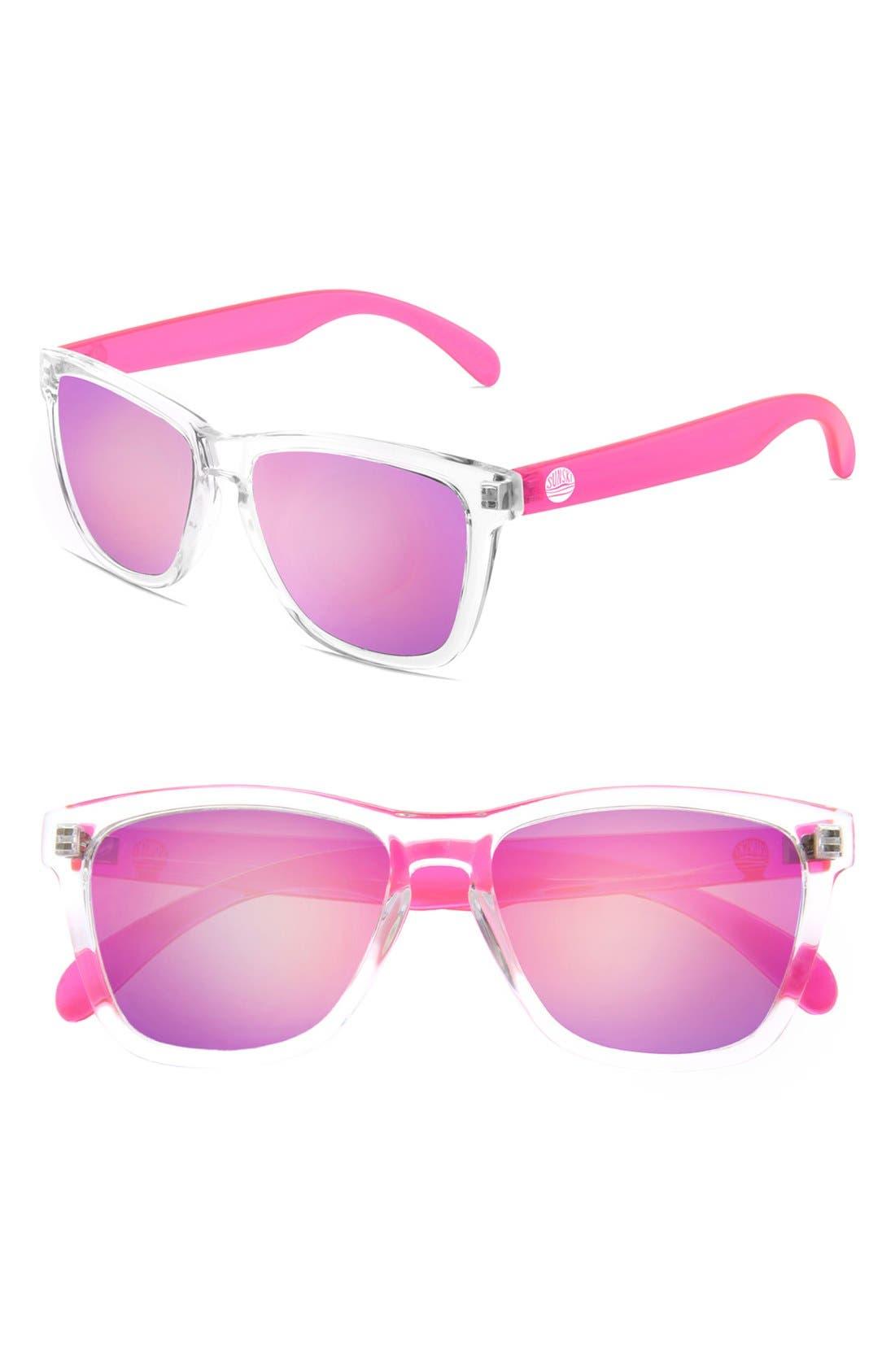 Main Image - Sunski 'Originals' 53mm Retro Polarized Sunglasses