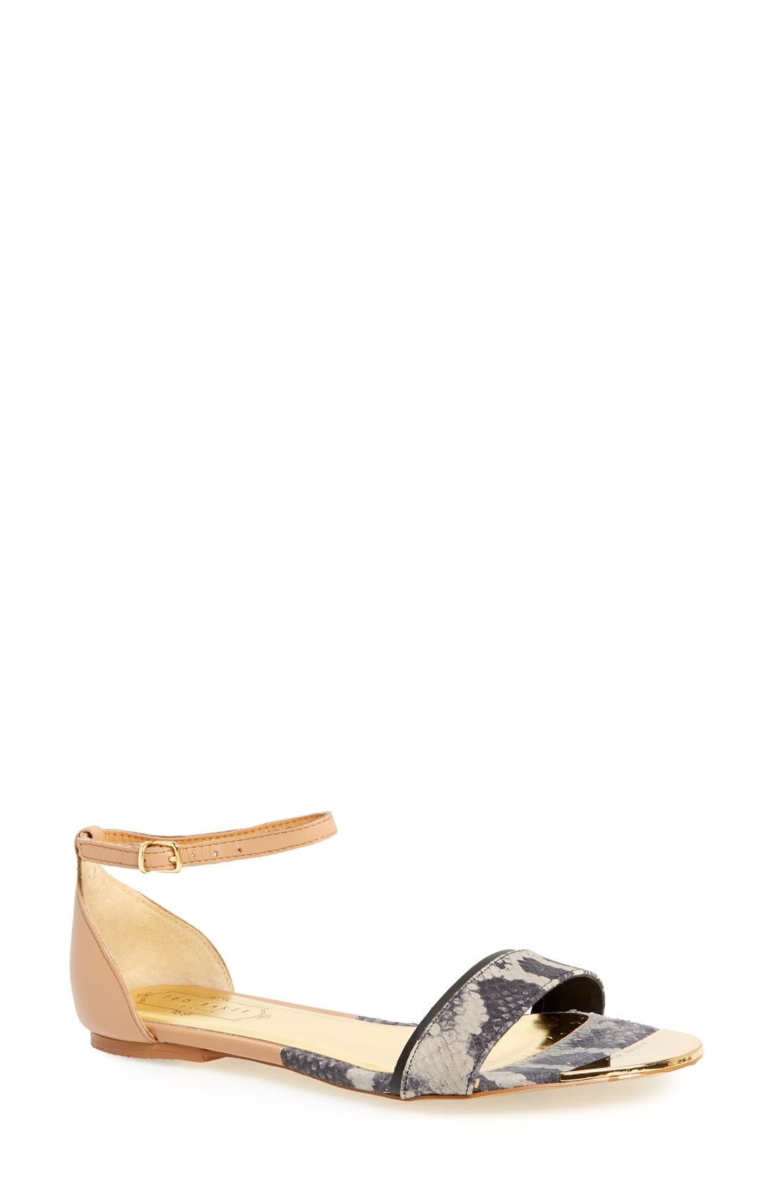 Alternate Image 1 Selected - Ted Baker London 'Nayna' Sandal