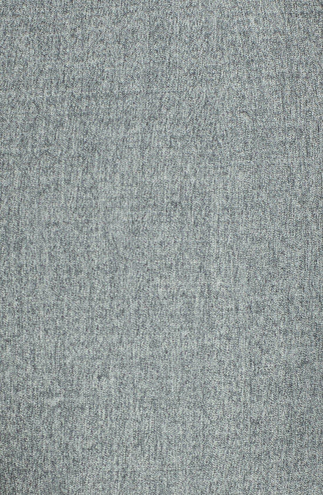 Alternate Image 3  - Santorelli Straight Leg Stretch Wool Suiting Pants