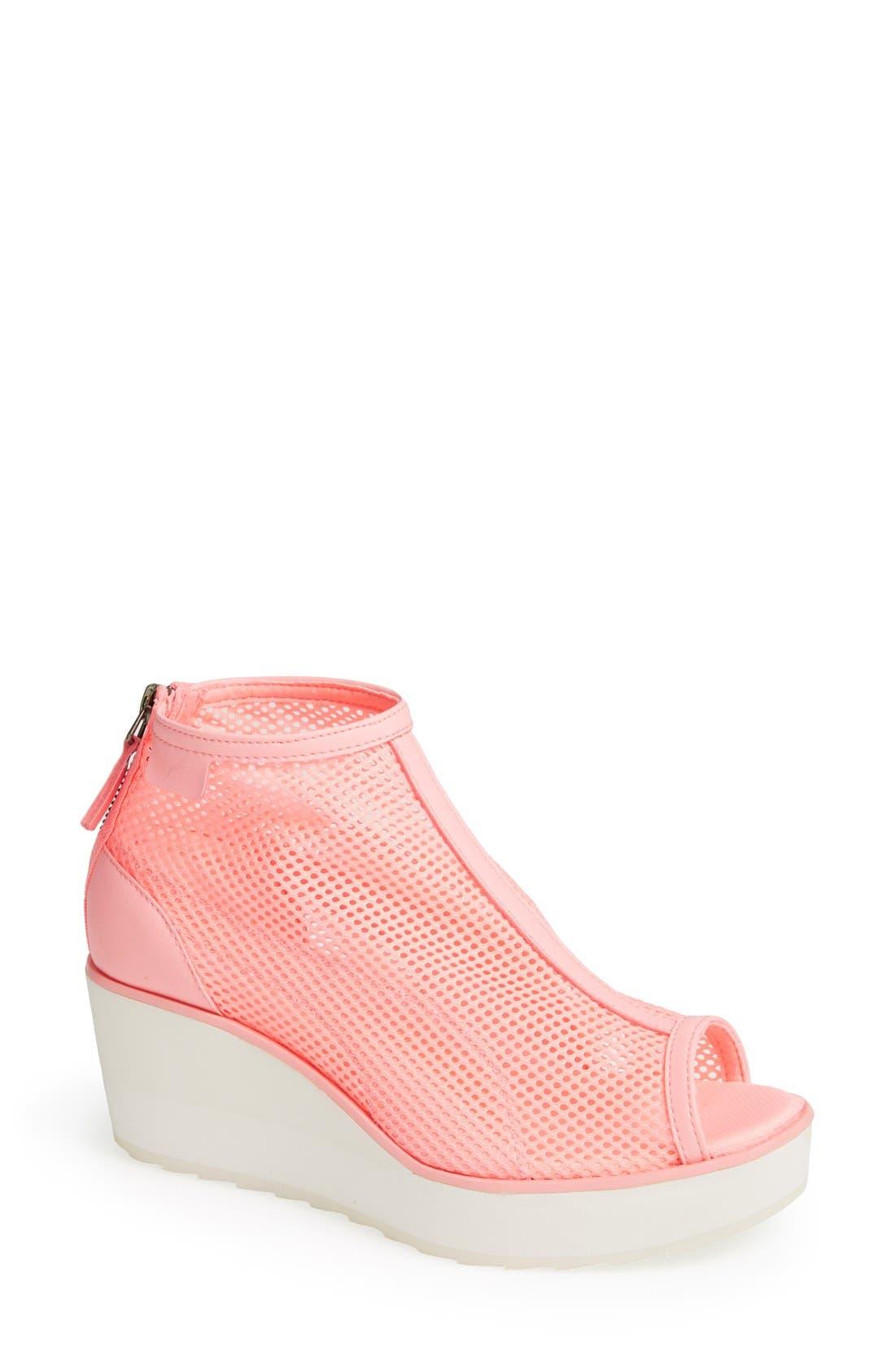 Alternate Image 1 Selected - PUMA by Hussein Chalayan 'Hakkoda' Open Toe Wedge Sneaker