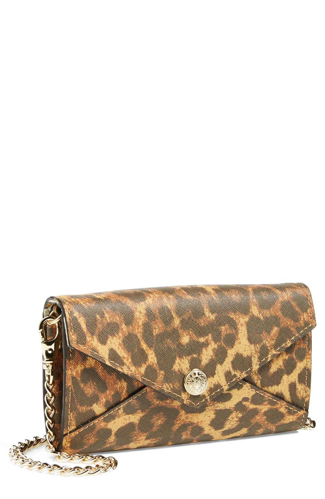 Alternate Image 1 Selected - Rebecca Minkoff 'Mini Wallet on a Chain' Crossbody Bag