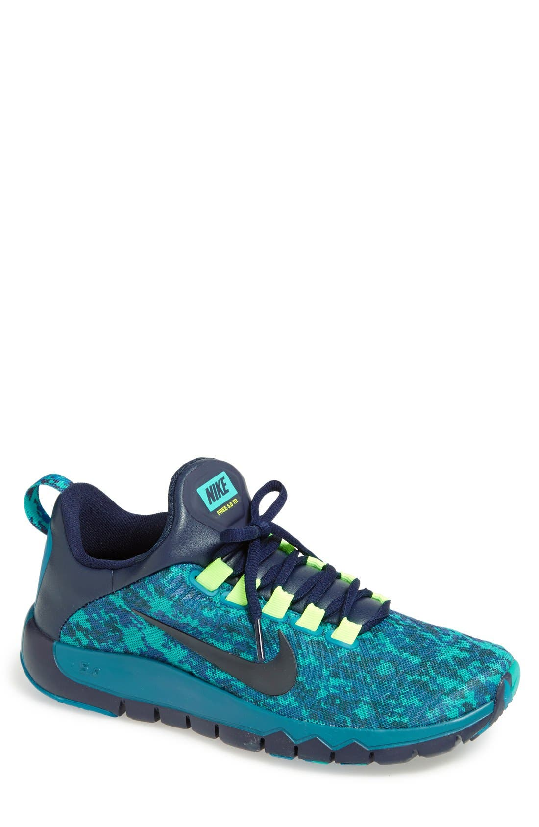 Main Image - Nike 'Free Trainer 5.0 NRG' Training Shoe (Men)