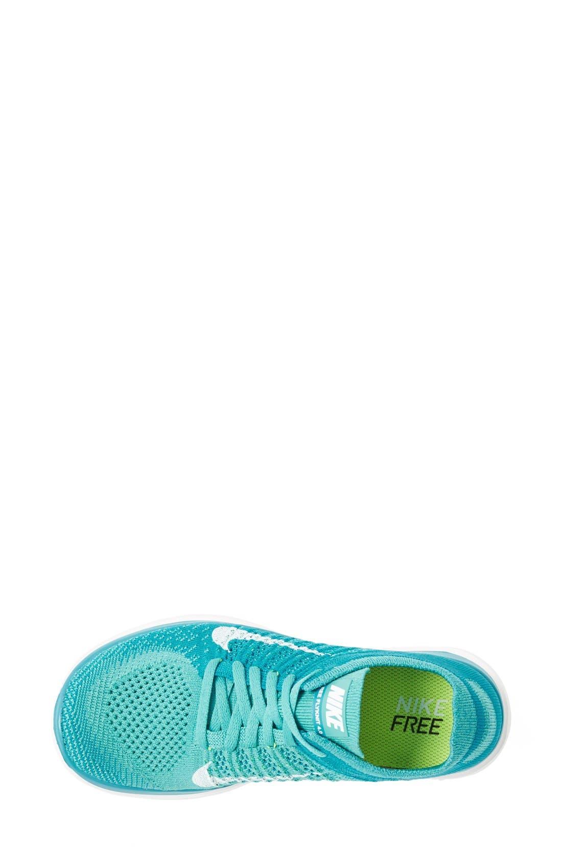 Alternate Image 3  - Nike 'Free 4.0 Flyknit' Running Shoe (Women) (Regular Retail Price: $120.00)
