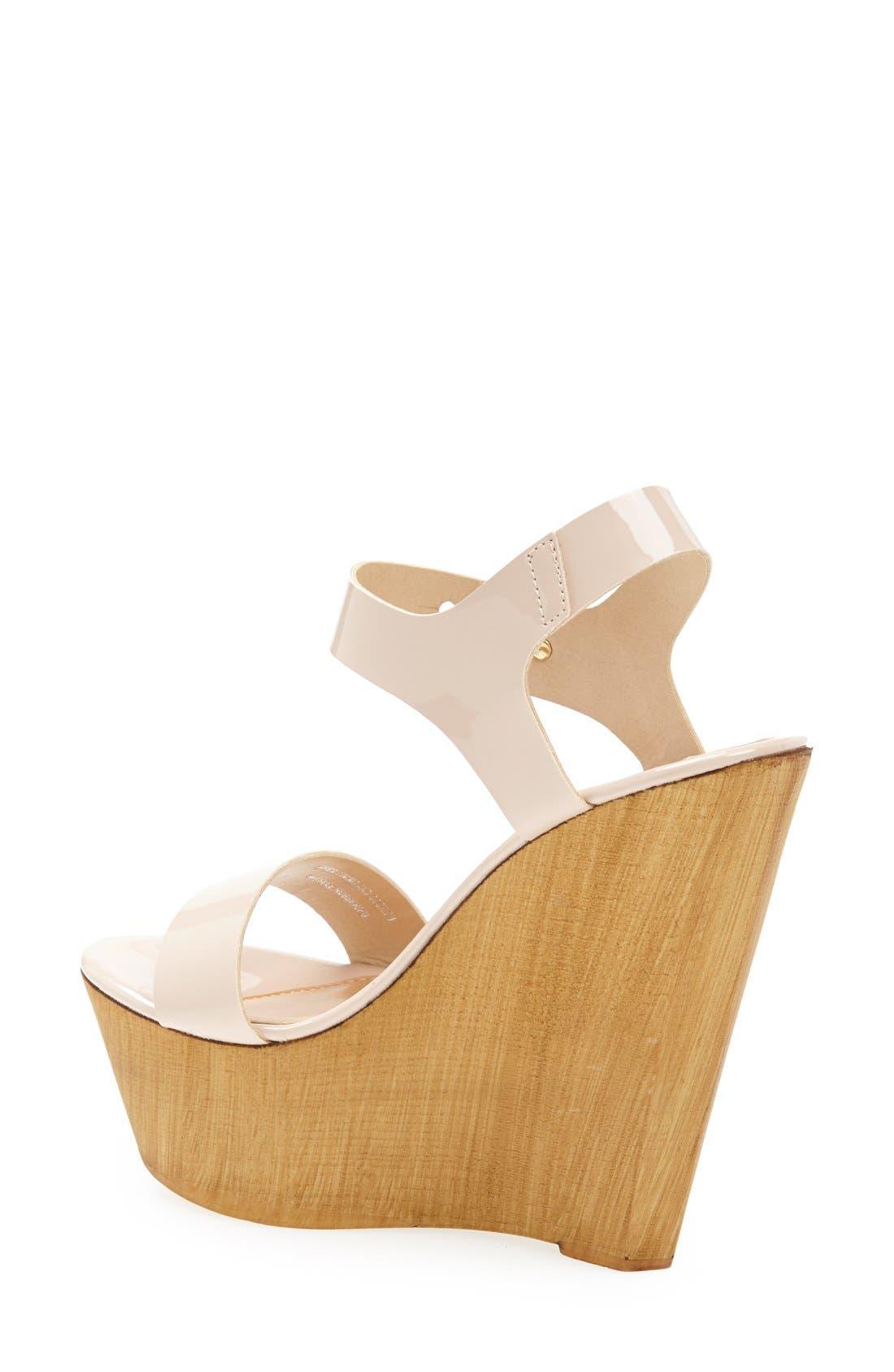 Alternate Image 2  - Steve Madden 'Boozey' Wedge Sandal (Women)