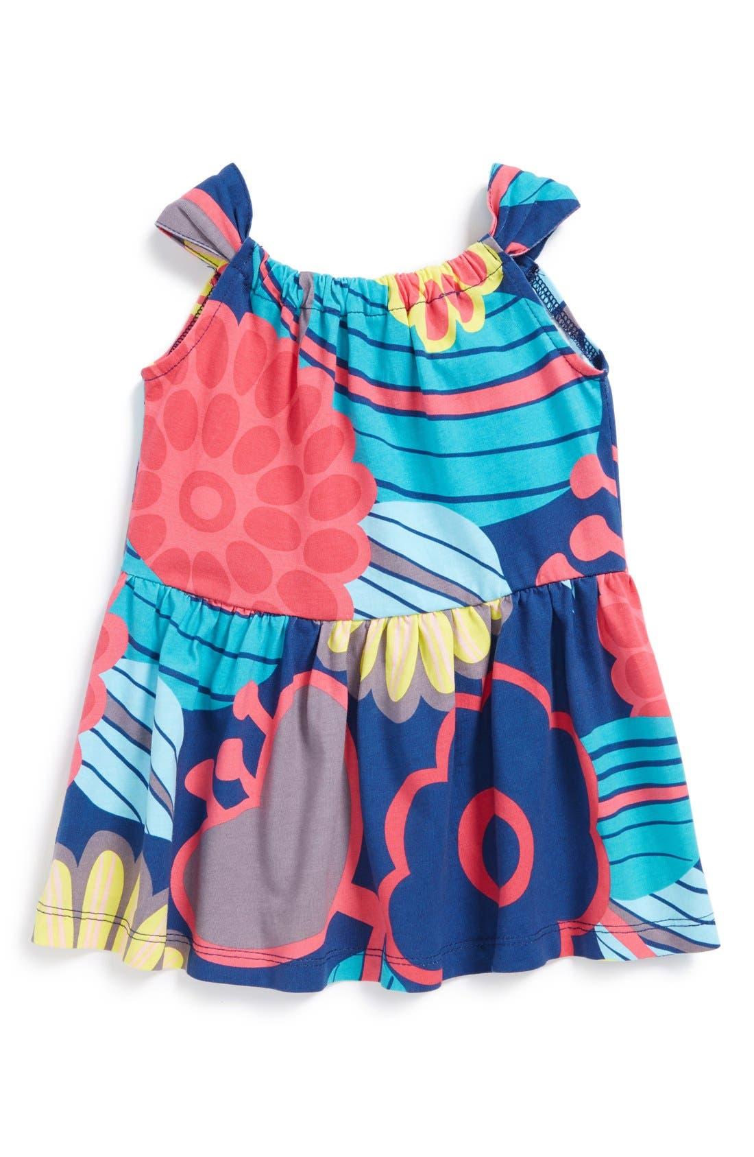 Main Image - Tea Collection 'Mod Gypsy' Twirl Top (Baby Girls)