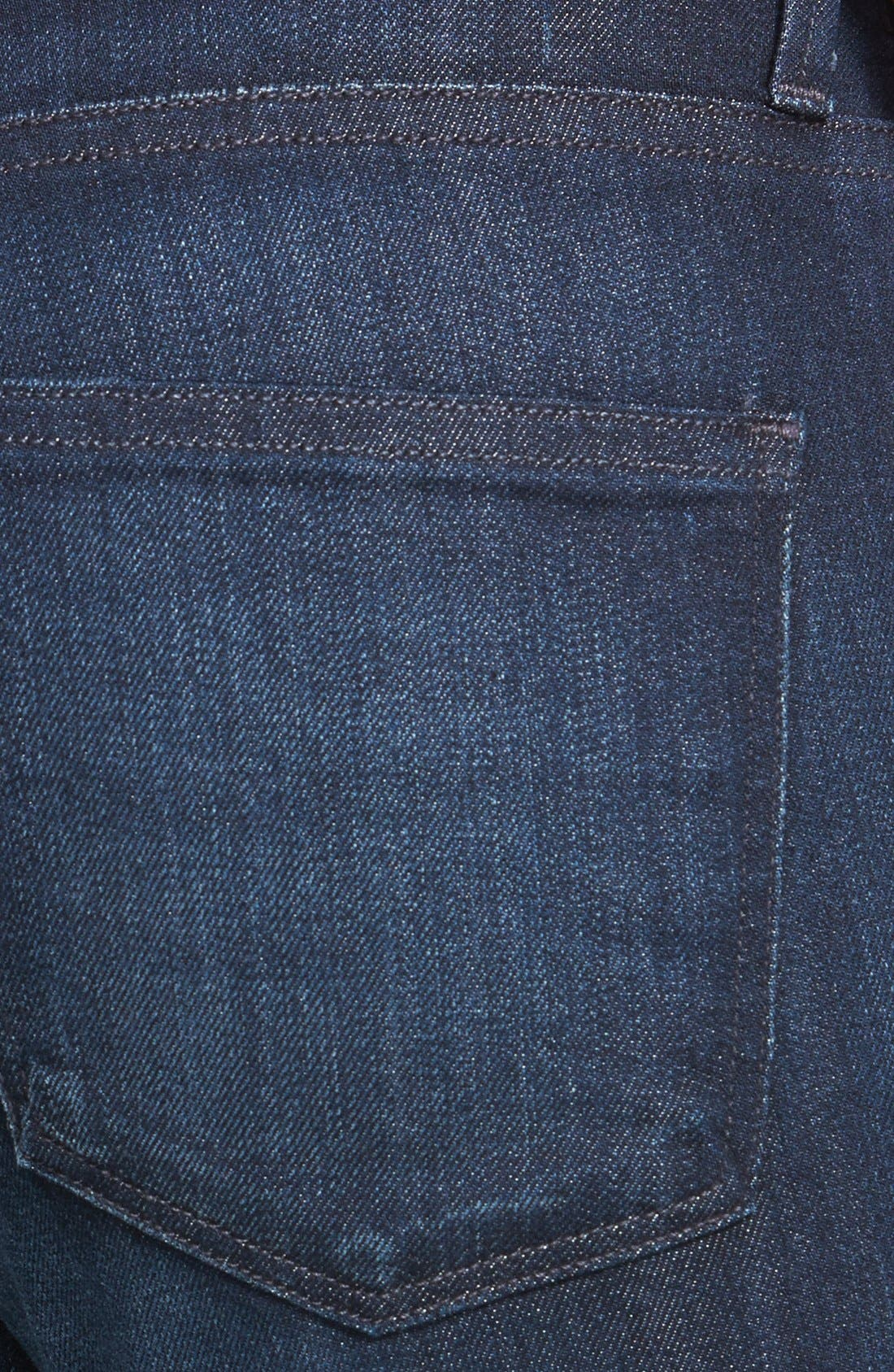 Alternate Image 3  - Citizens of Humanity 'Rocket' Crop Skinny Jeans (Space)