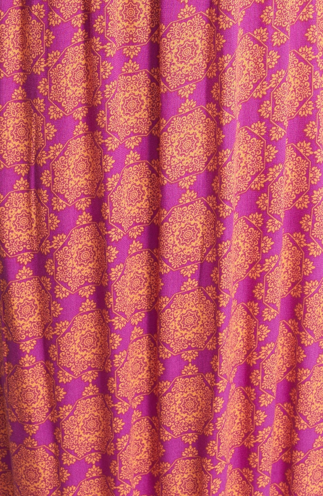 Alternate Image 3  - Ella Moss 'Moselle' Print Halter Maxi Dress