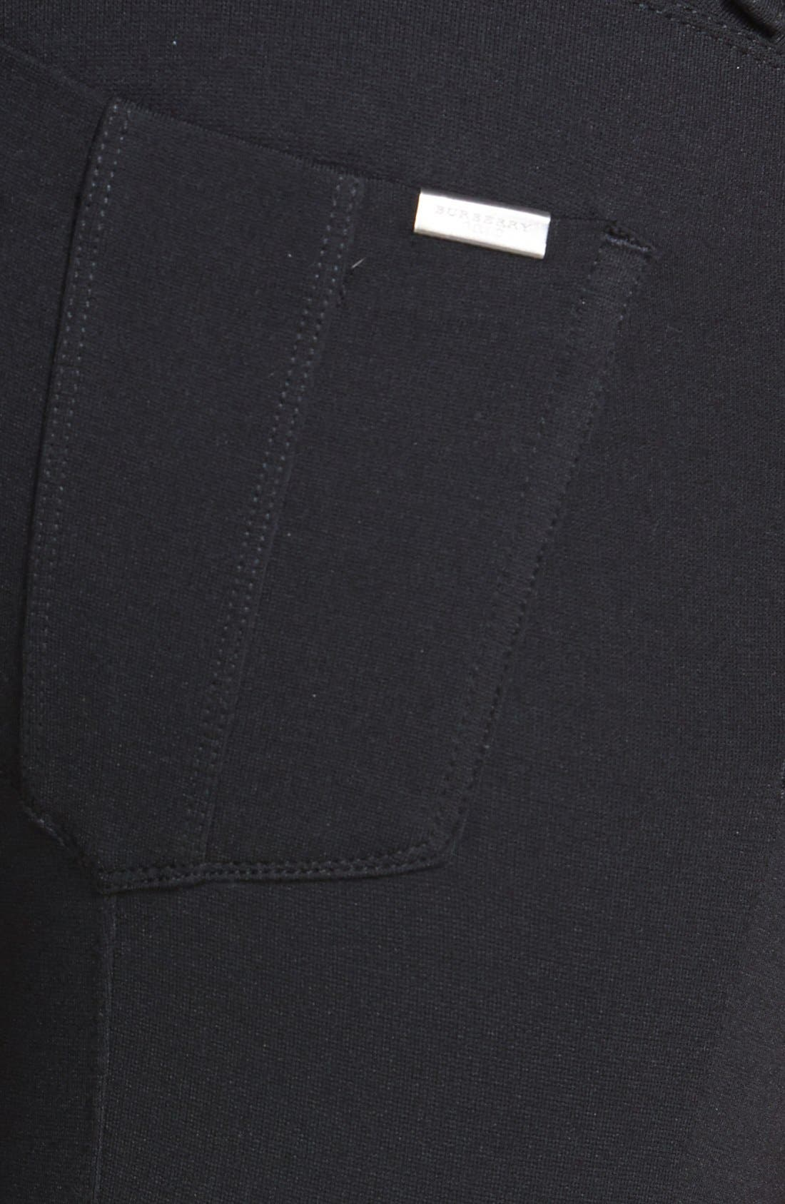 Alternate Image 5  - Burberry Brit Five-Pocket Pants