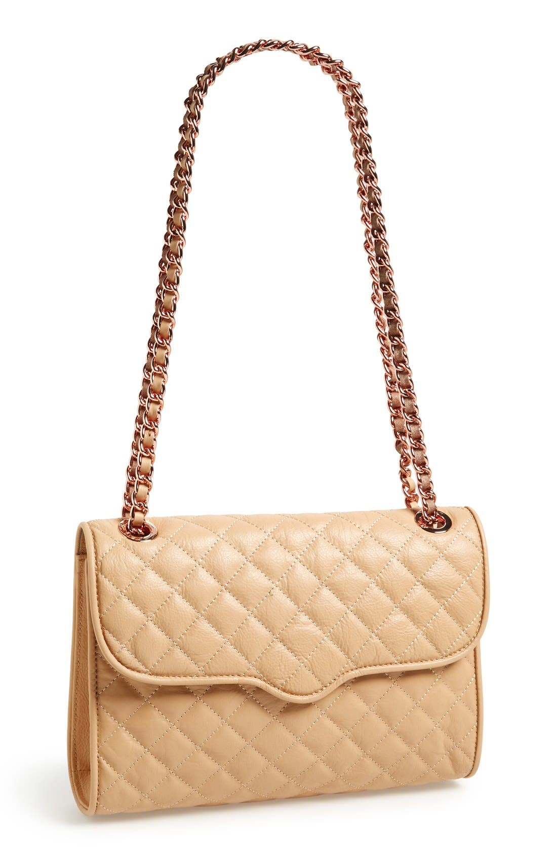 Alternate Image 1 Selected - Rebecca Minkoff 'Quilted Affair' Convertible Shoulder Bag