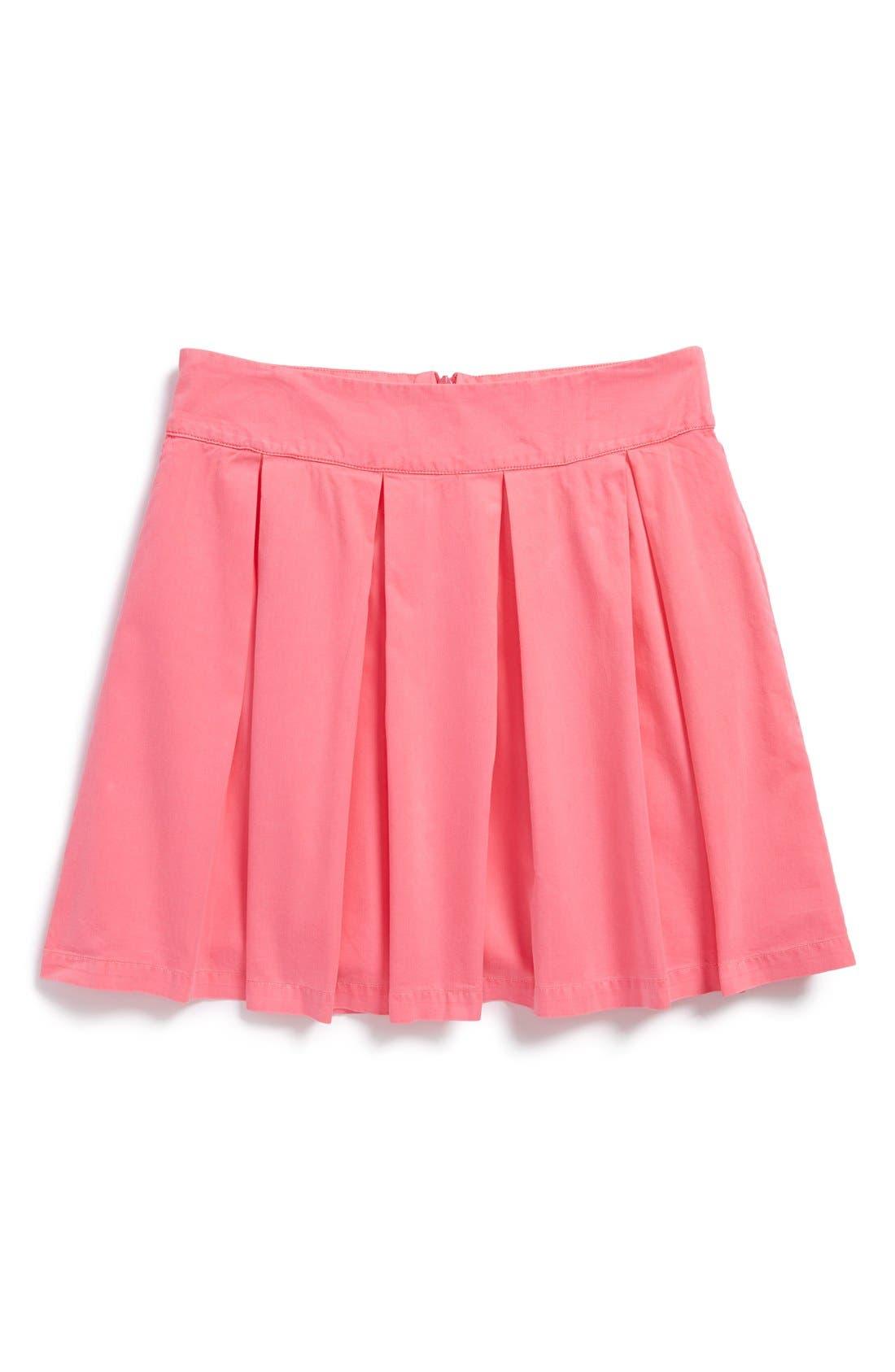 Alternate Image 1 Selected - Ruby & Bloom 'Ingrid' Skirt (Big Girls)