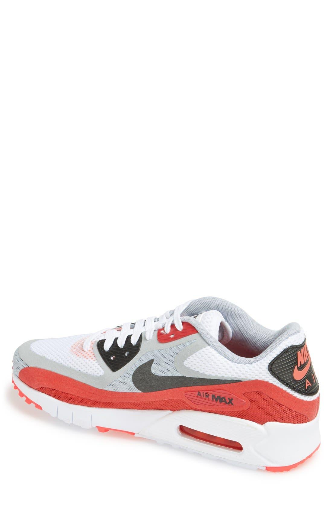 Alternate Image 2  - Nike 'Air Max 90 Breeze' Sneaker (Men)