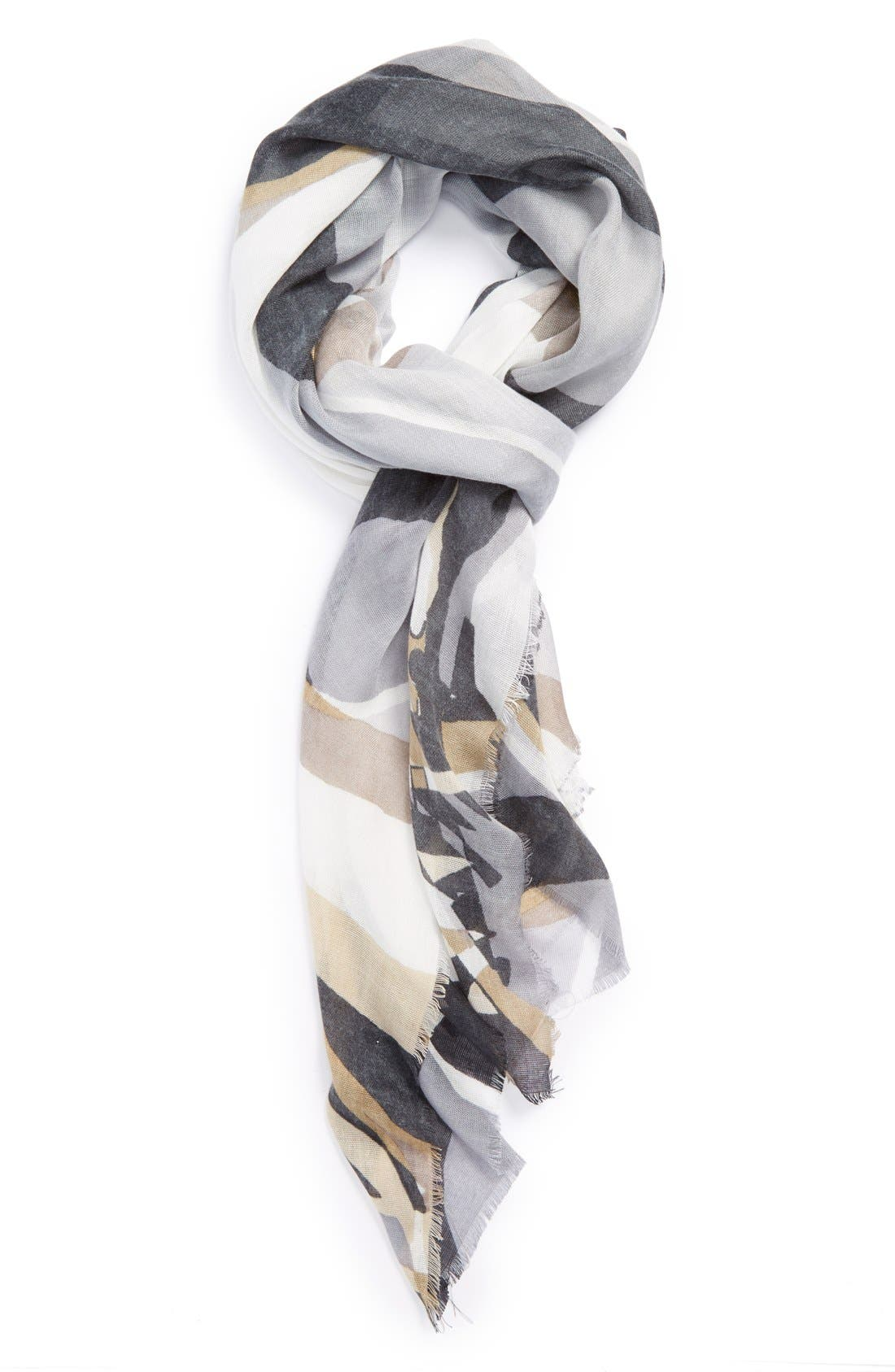 Alternate Image 1 Selected - Vince Camuto 'Silhouette' Scarf
