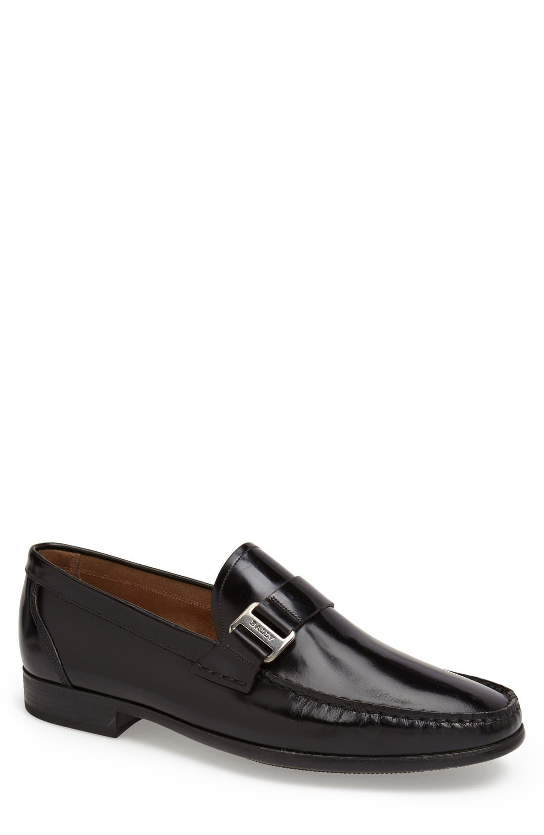 Alternate Image 1 Selected - Bally 'Colbar' Bit Loafer (Men)