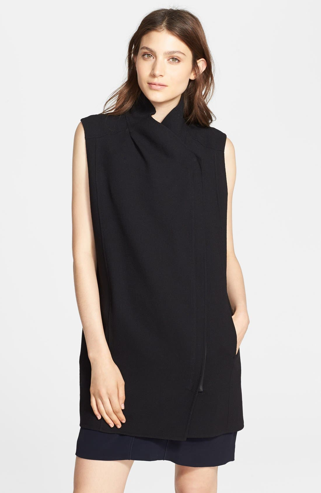 Alternate Image 1 Selected - Vince Asymmetric Sleeveless Vest