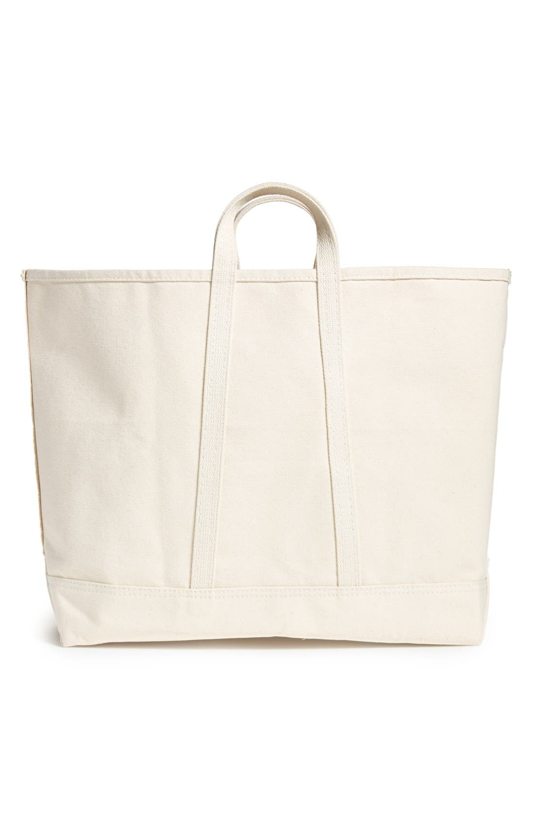 Alternate Image 3  - Best Made Co '100lb Coal Bag' Canvas Tote