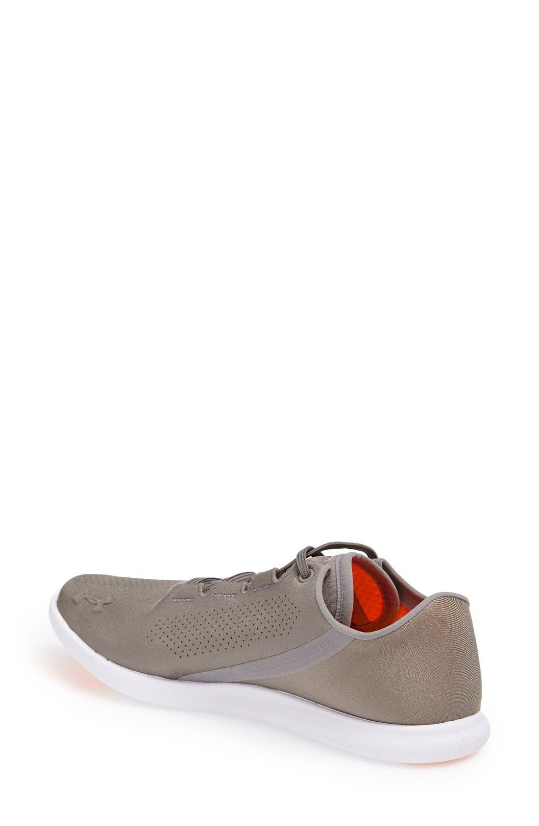 Alternate Image 2  - Under Armour 'Speedform® Studiolux™' Training Shoe (Women)