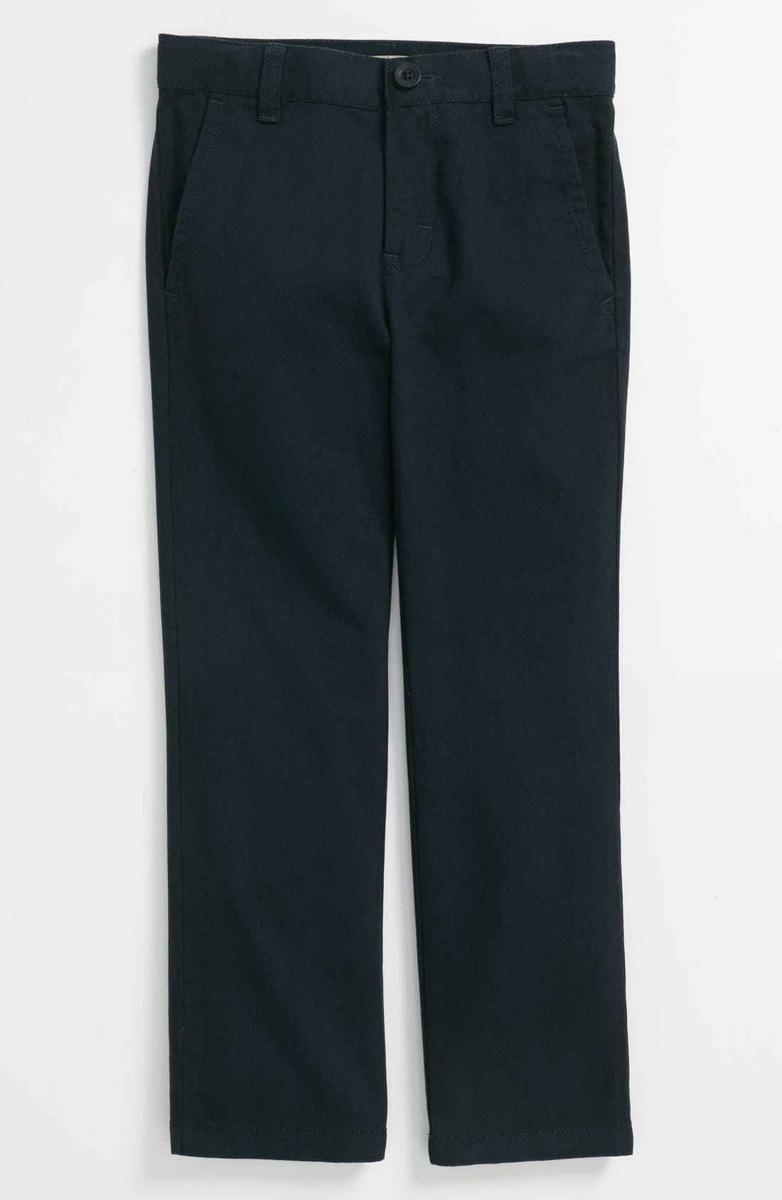 Alternate Image 1 Selected - Nordstrom 'Edward' Chinos (Little Boys & Big Boys)