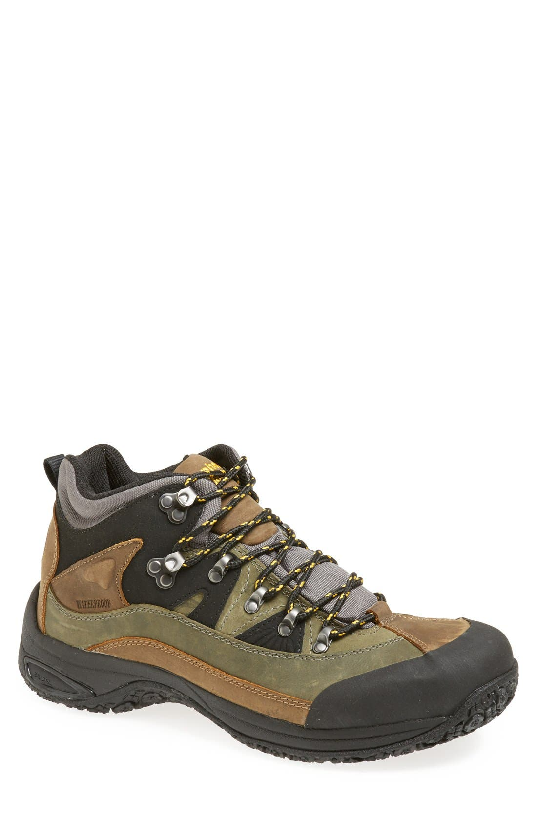 Dunham 'Cloud' Waterproof Hiking Boot (Men)