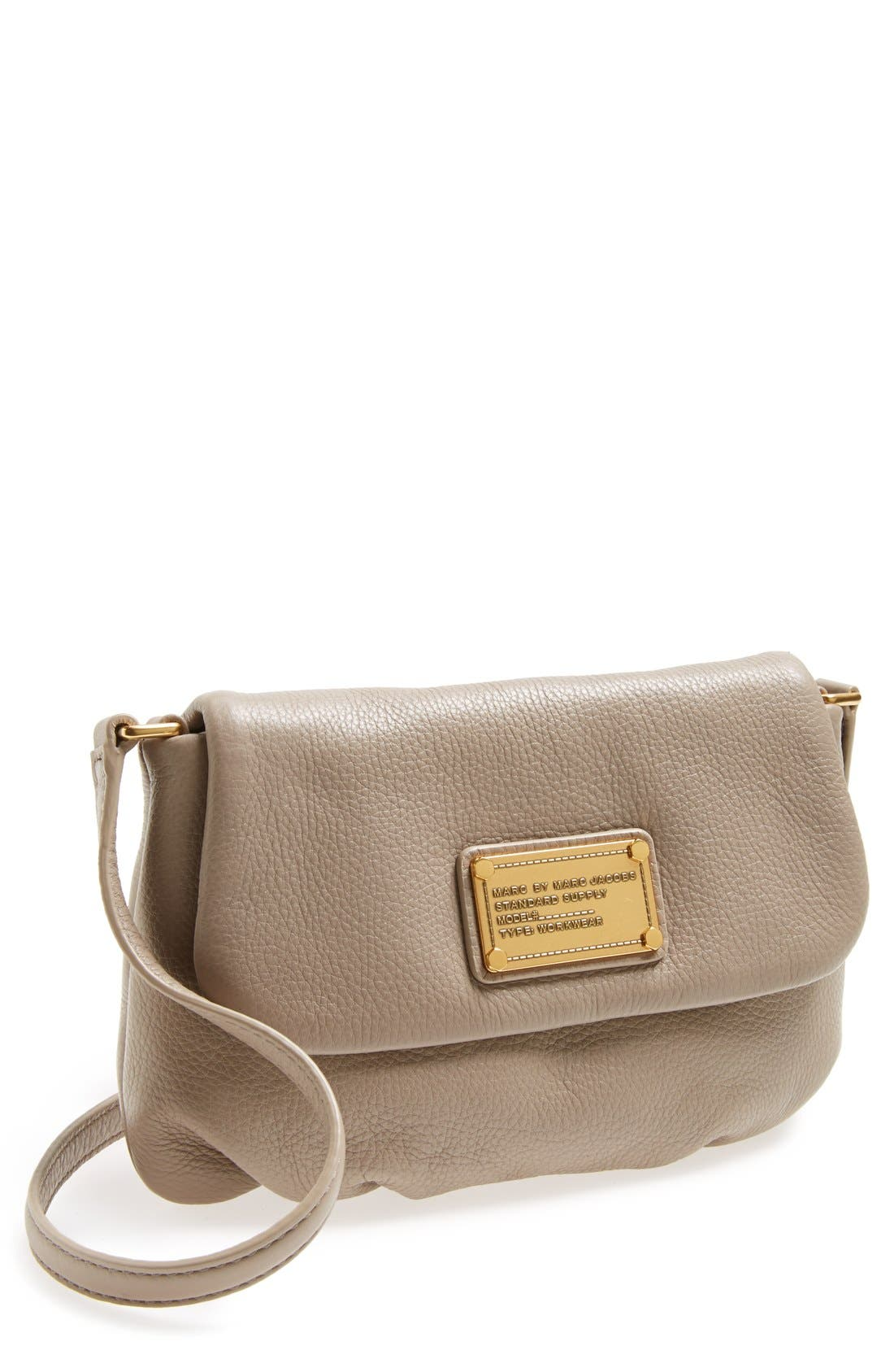 Main Image - MARC BY MARC JACOBS 'Classic Q - Flap Percy' Satchel
