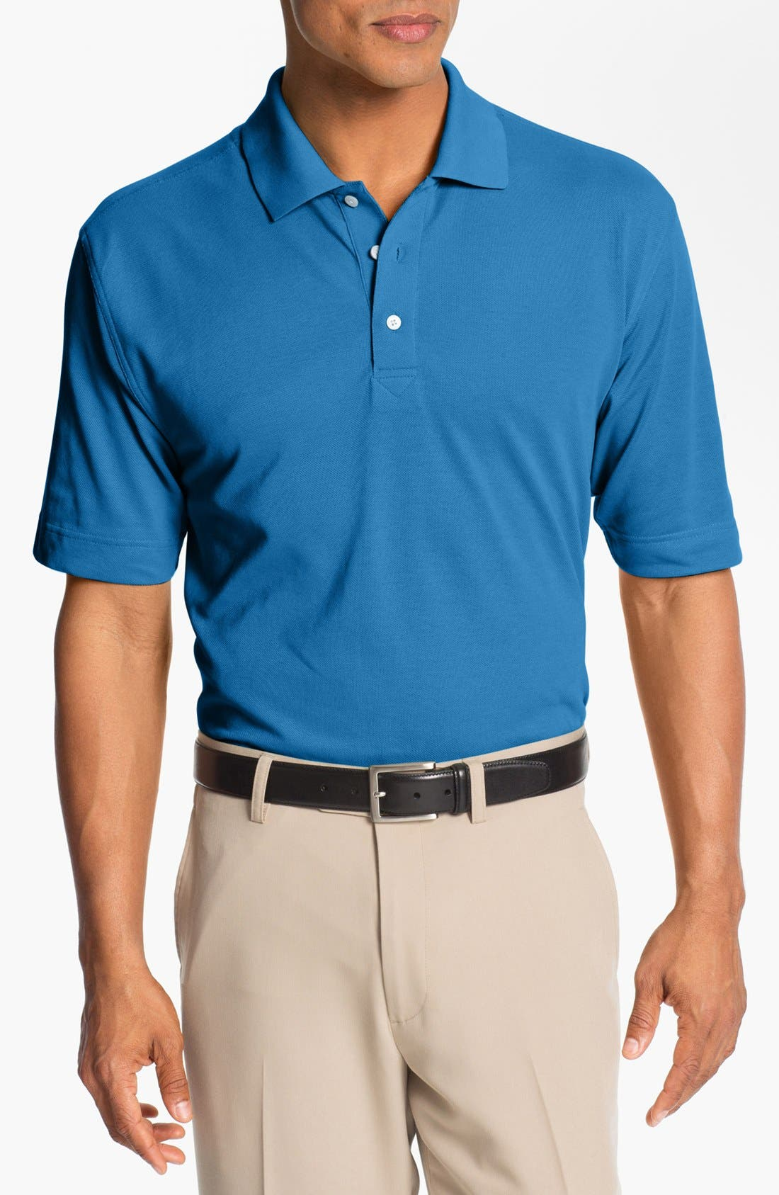 CUTTER & BUCK 'Championship' DryTec Golf Polo