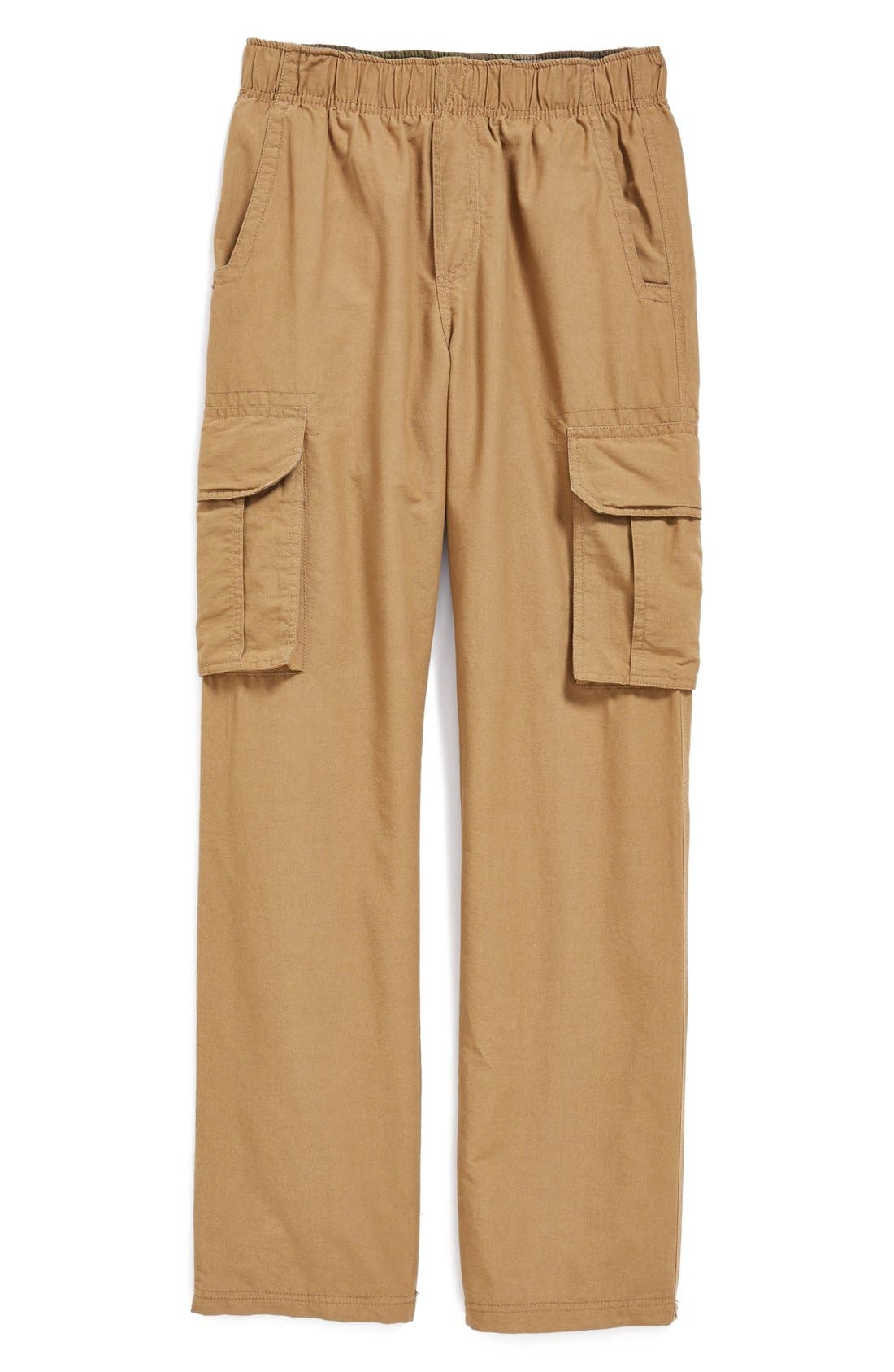 Main Image - Tucker + Tate 'Zephyr' Cargo Pants (Toddler Boys & Little Boys)