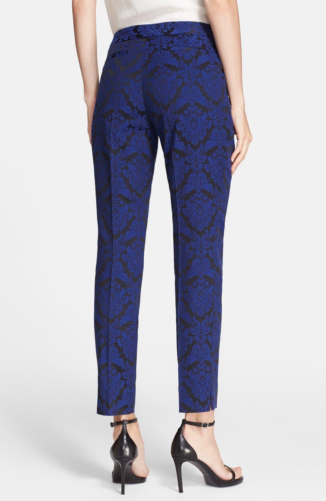 Alternate Image 2  - Ted Baker London 'Iryst' Jacquard Suit Trousers