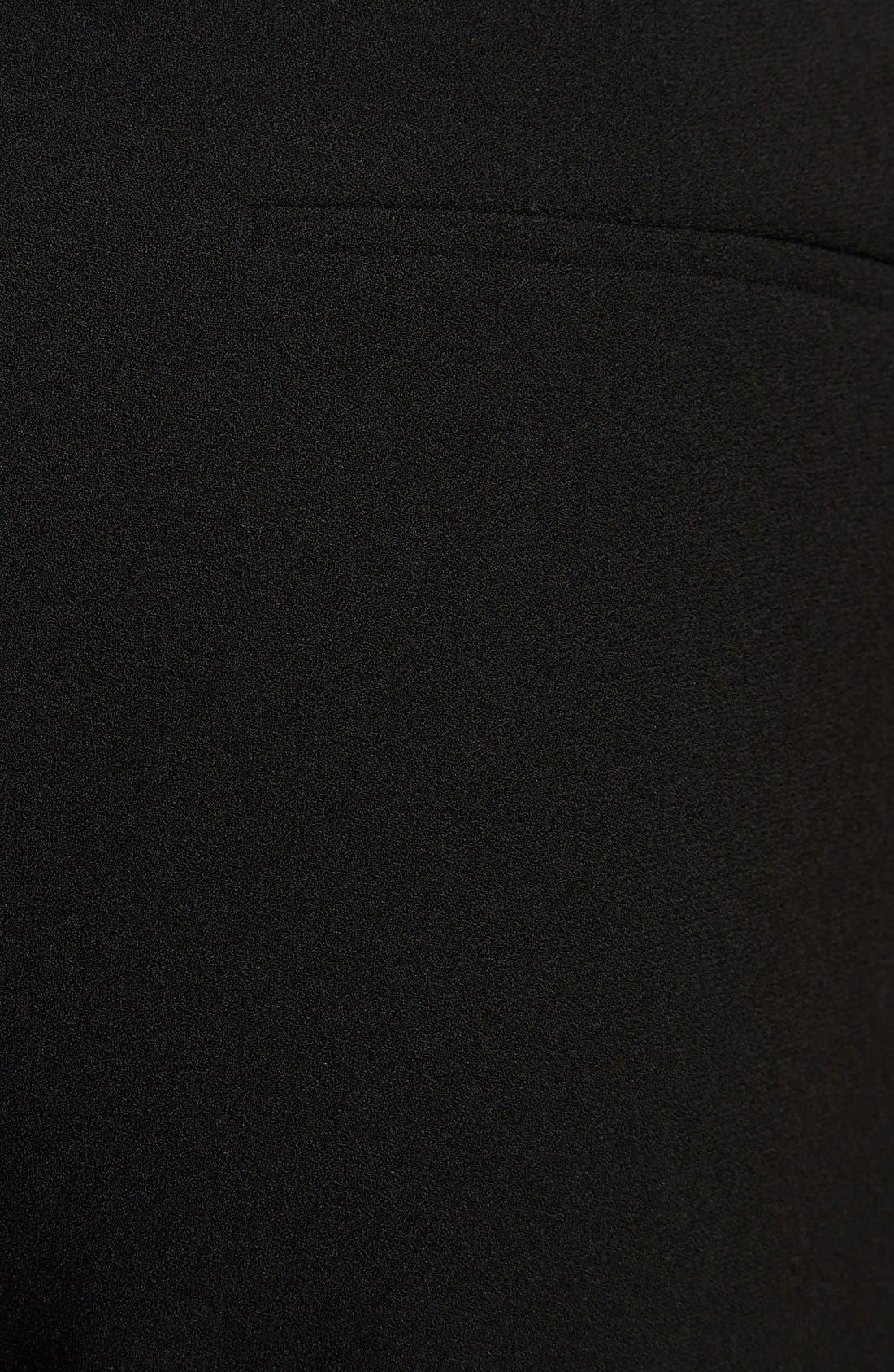 Alternate Image 3  - Elie Tahari 'Lina' Crepe Pants