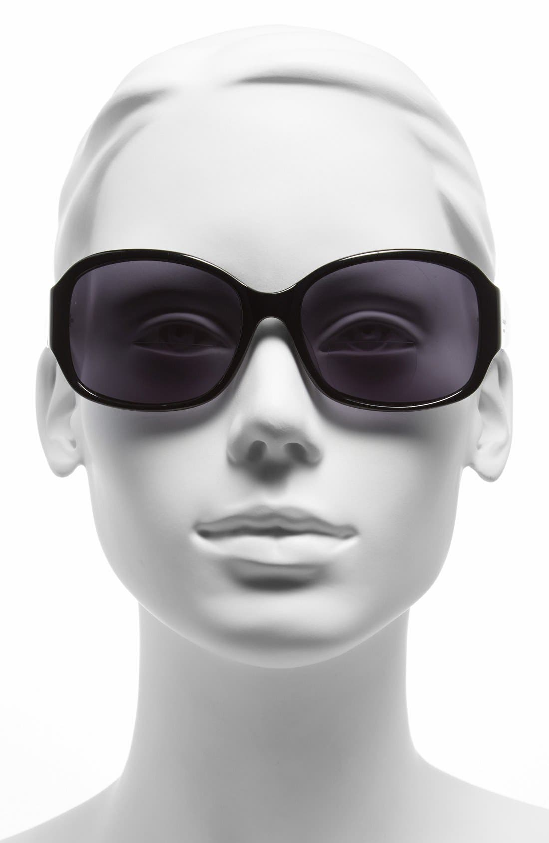 Alternate Image 2  - kate spade new york 'leatrice' 58mm bifocal reading sunglasses (2 for $88)