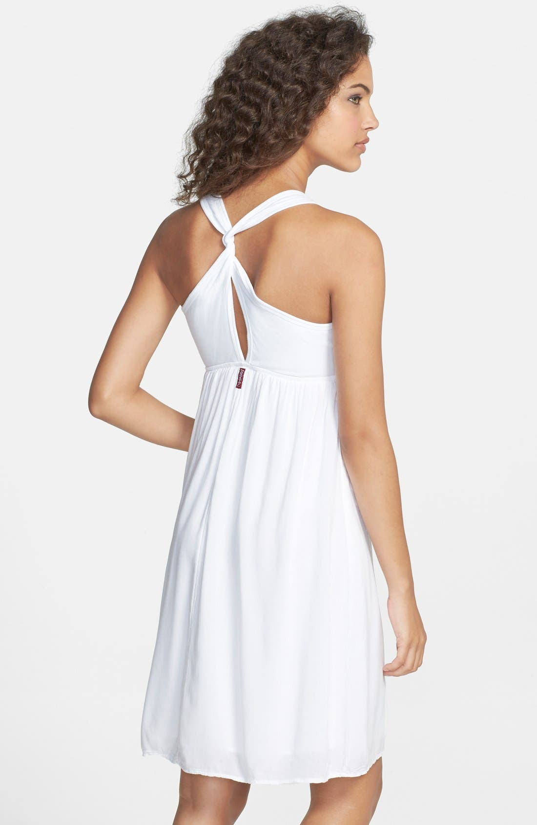 Alternate Image 2  - Hard Tail Twisty Back Dress