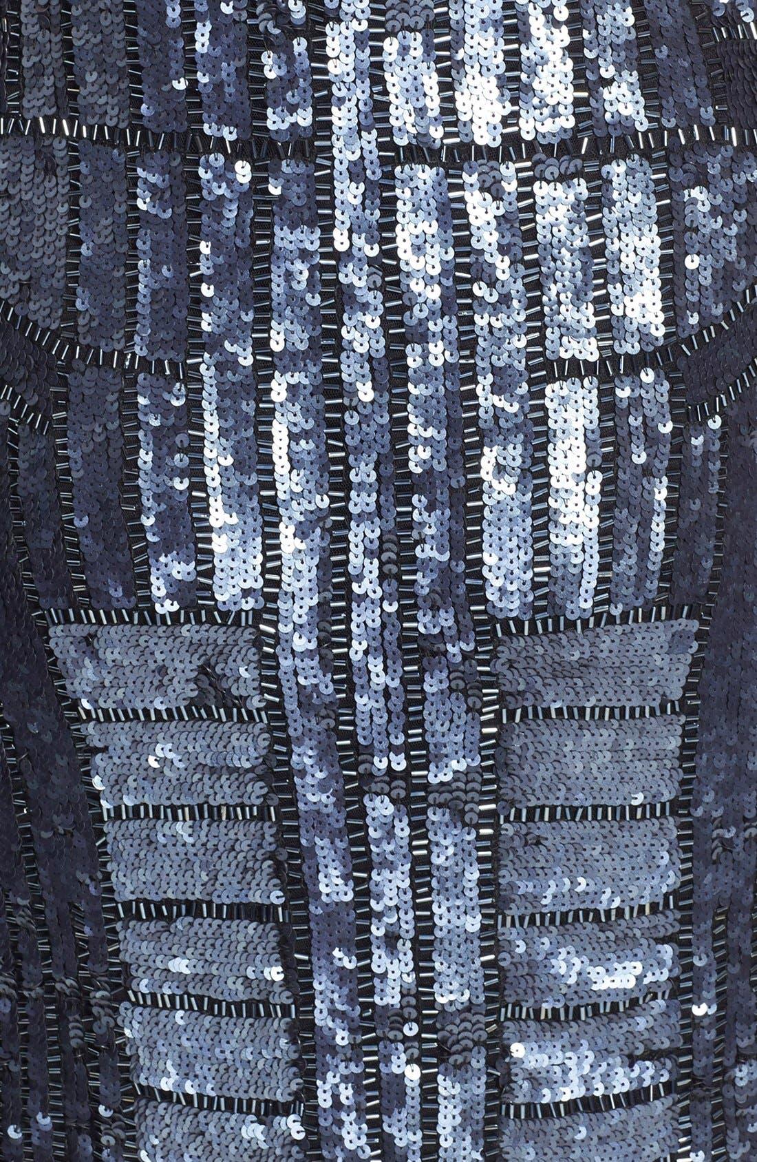 Alternate Image 4  - Adrianna Papell Beaded Tank Dress