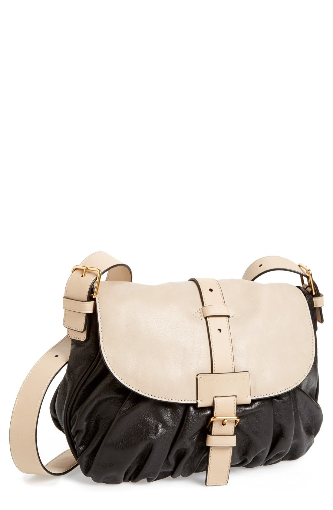 Alternate Image 1 Selected - MARC BY MARC JACOBS 'Gather Round' Messenger Bag