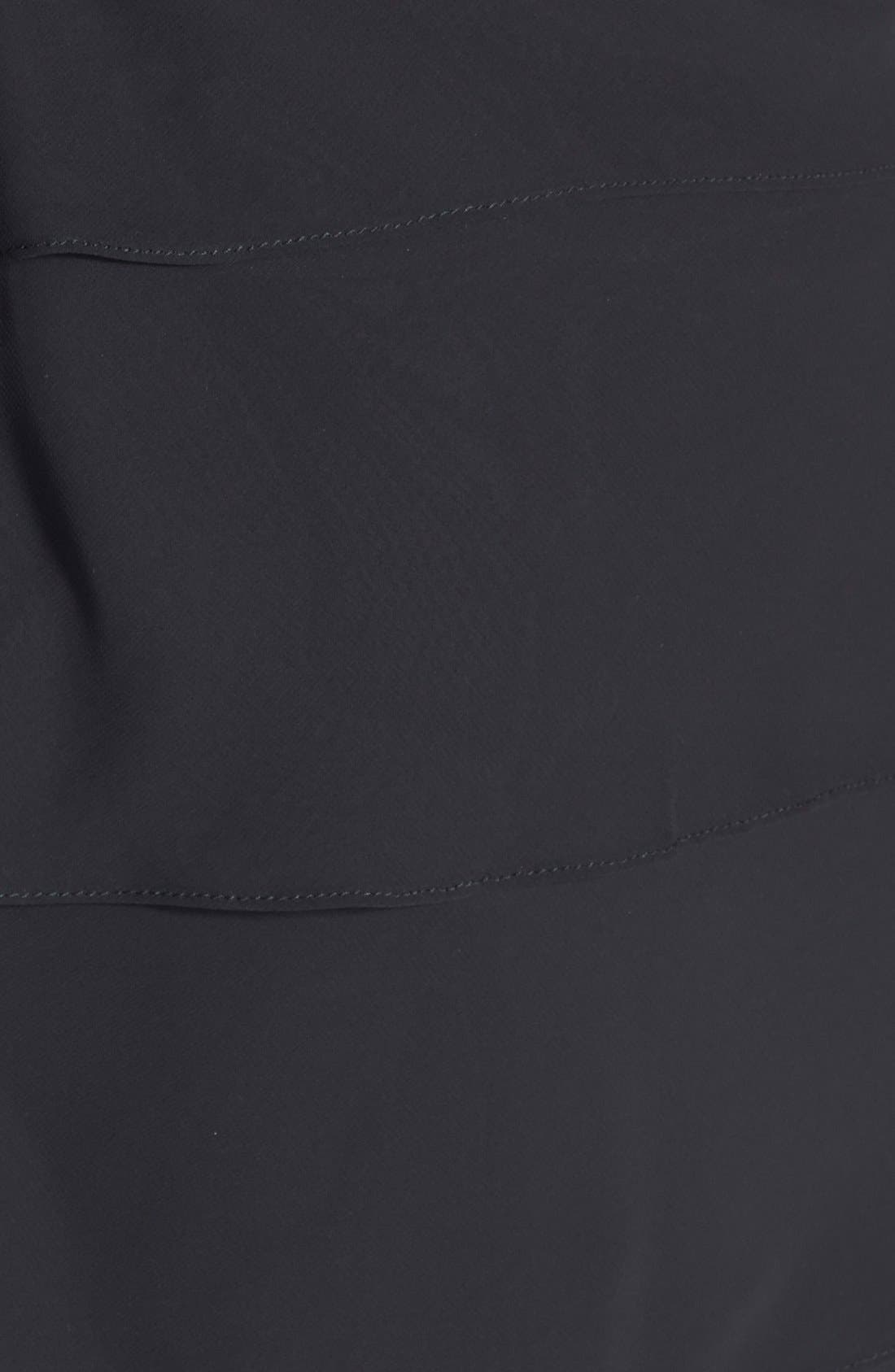 Alternate Image 3  - Patra Beaded Yoke Tiered Dress (Plus Size)