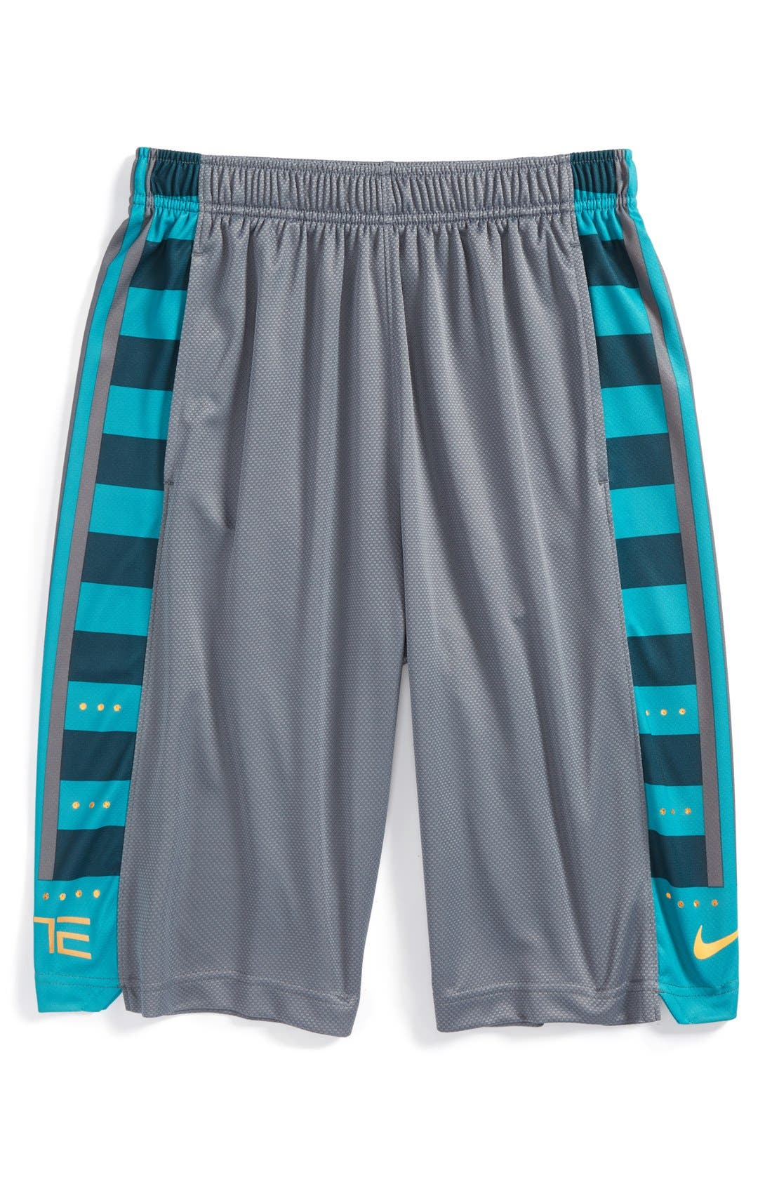 Main Image - Nike 'Fanatical' Dri-FIT Mesh Shorts (Big Boys)