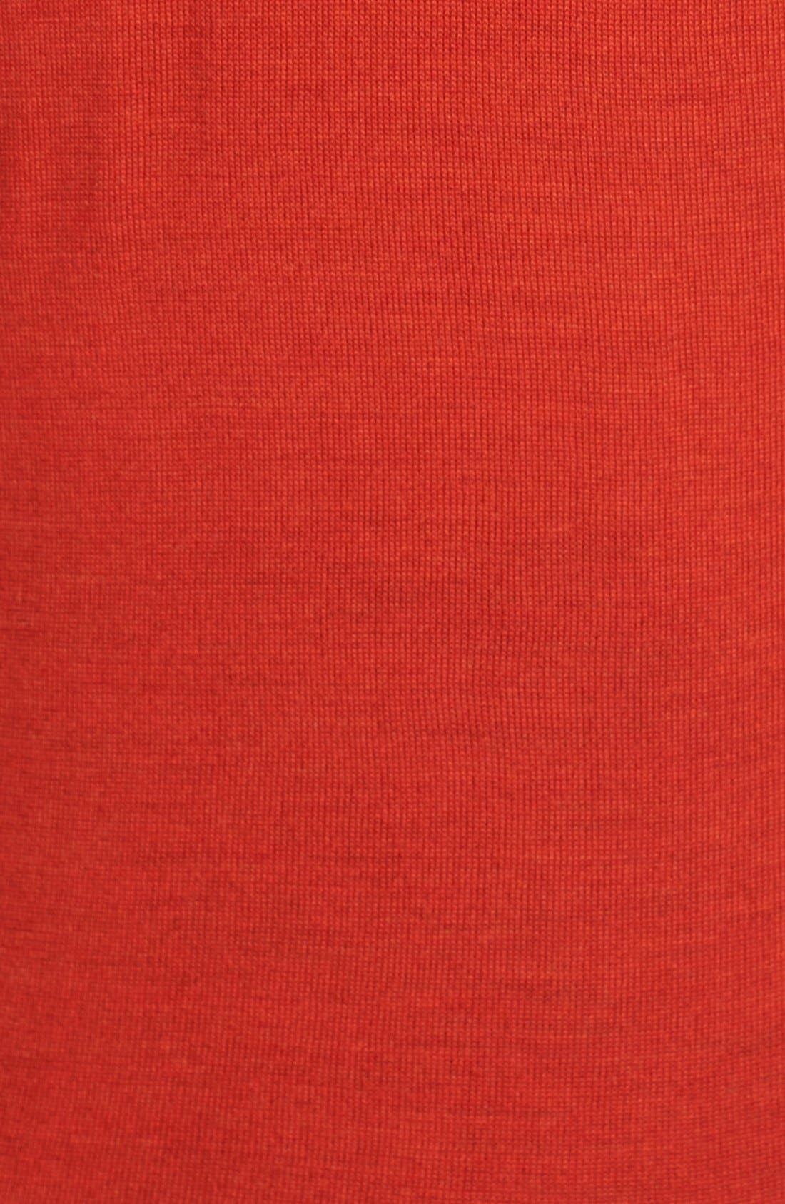 Alternate Image 3  - Eileen Fisher Wool Jewel Neck Muscle Tee (Regular & Petite)