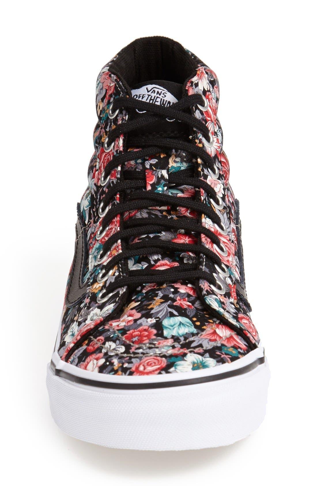 Alternate Image 3  - Vans 'Sk8-Hi - Slim' Sneaker (Women)