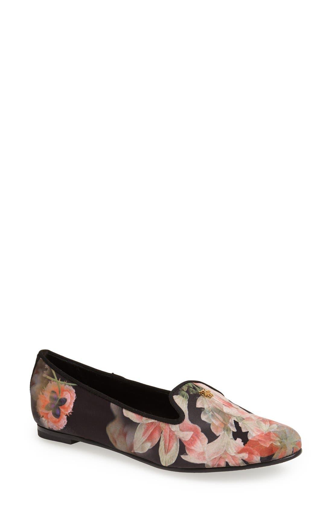 Alternate Image 1 Selected - Ted Baker London 'Jaday' Loafer (Women)