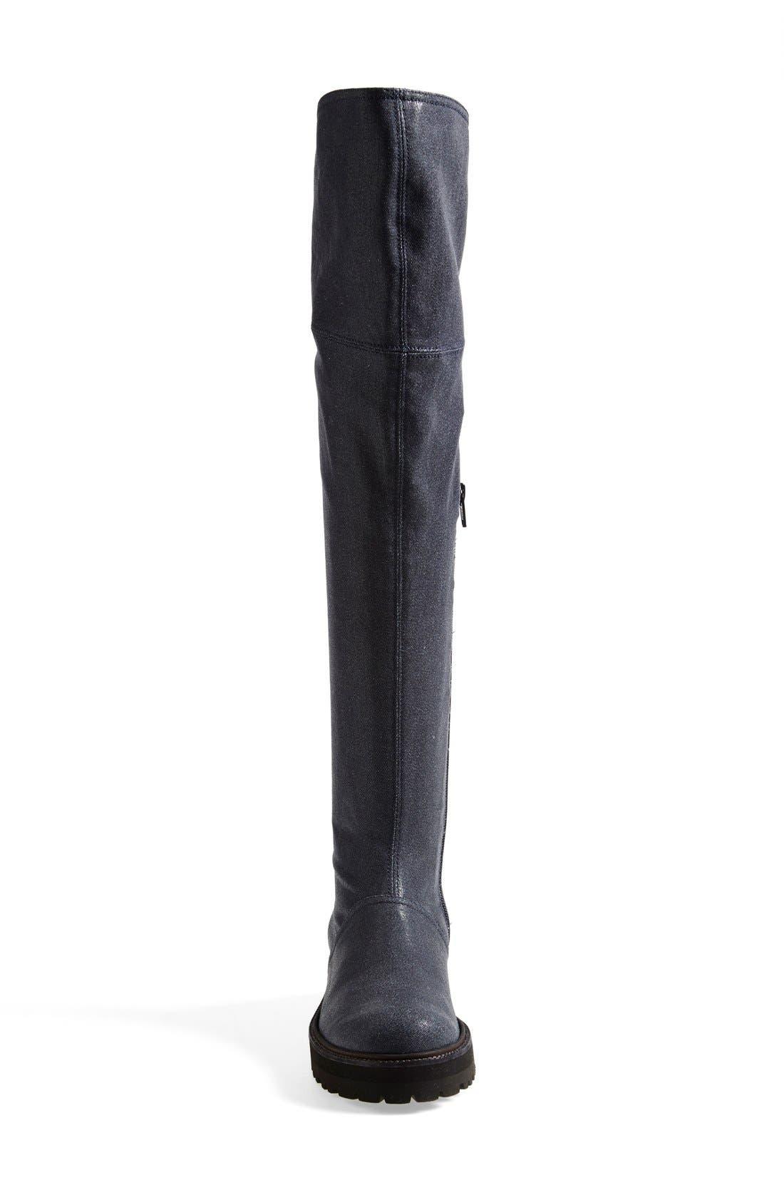 Alternate Image 3  - MM6 Maison Margiela Over the Knee Boot (Women)