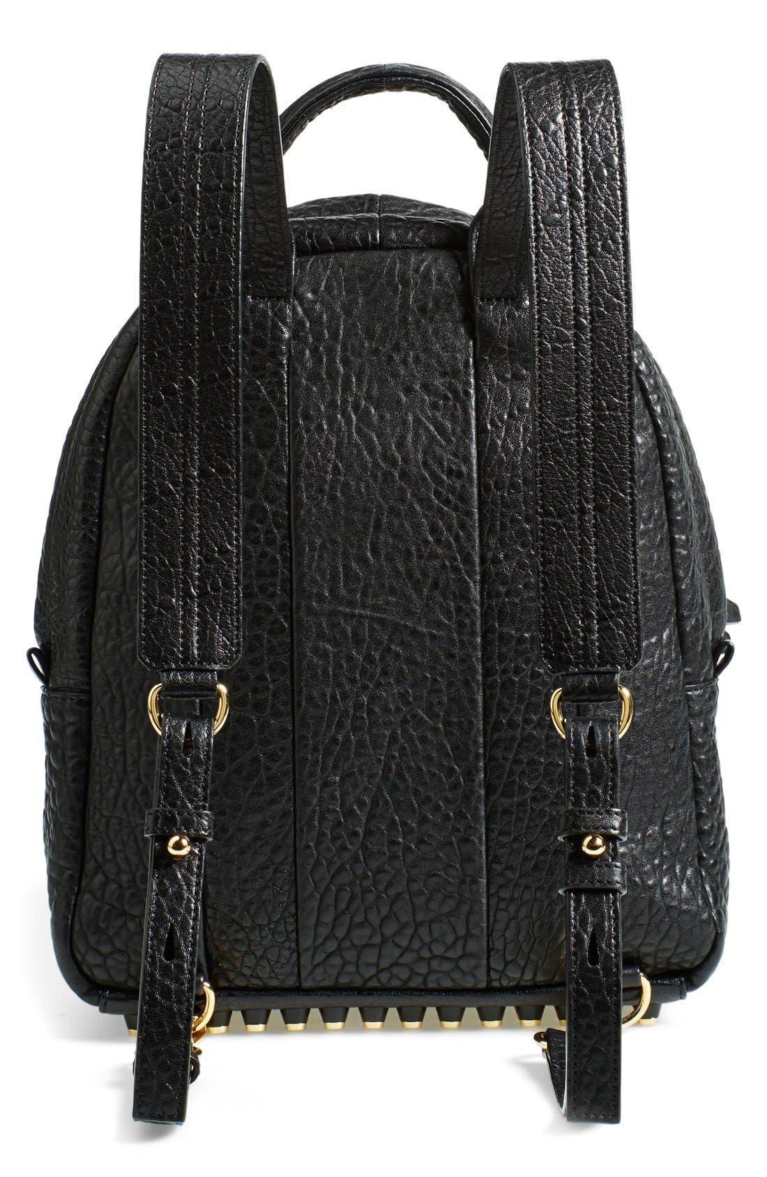 Alternate Image 3  - Alexander Wang 'Dumbo' Leather & Calf Hair Backpack