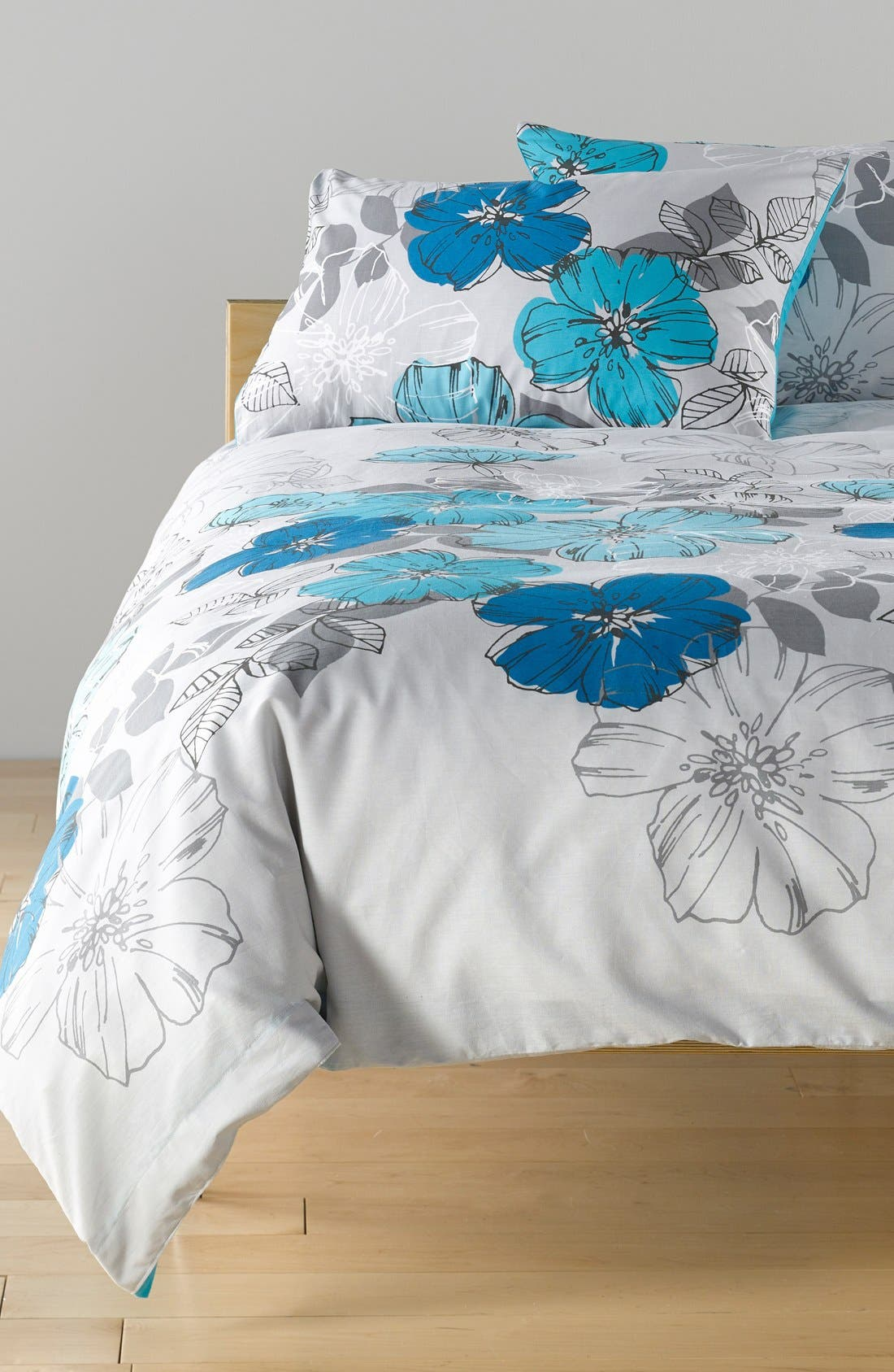 Alternate Image 1 Selected - KAS Designs 'Clara' Duvet Cover Set