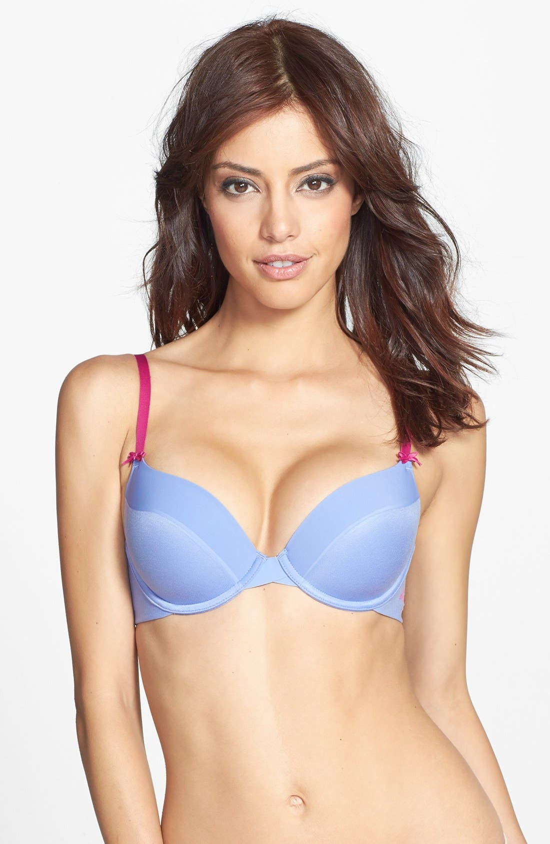 Alternate Image 1 Selected - DKNY 'Fusion' Underwire T-Shirt Bra