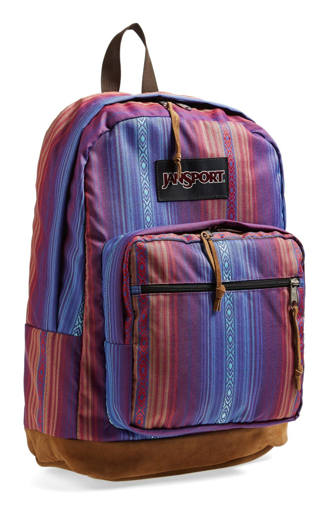 Alternate Image 1 Selected - JanSport 'Right Pack World' Backpack